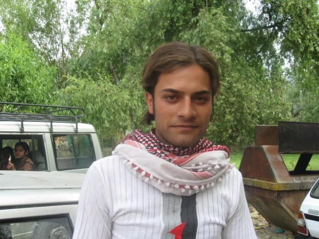 Парень из Кашмира
