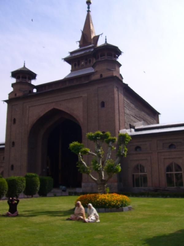 необычная мечеть