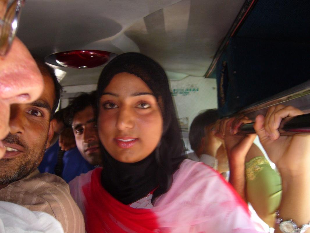 Прикосновение в автобусе фото 380-483