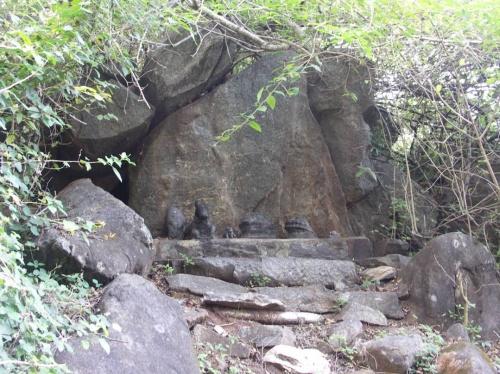 маленький лесной храм