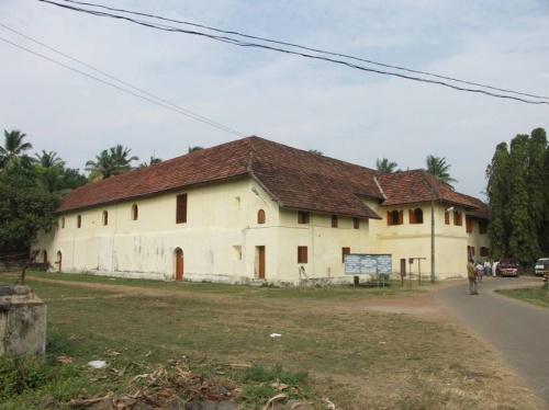 дворец Матанчери