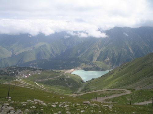 северный Тянь-Шань.