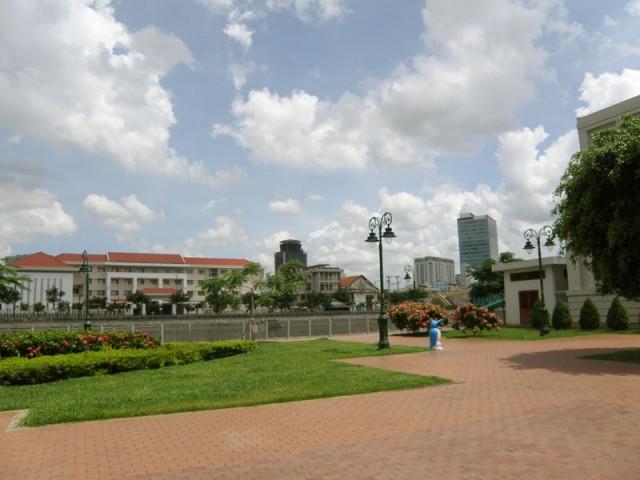 Приятненький центр Сайгона