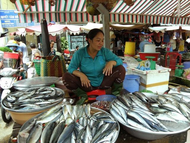 Рынок на Фам-Нгу-Лао