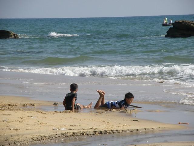 Длинный пляж-2