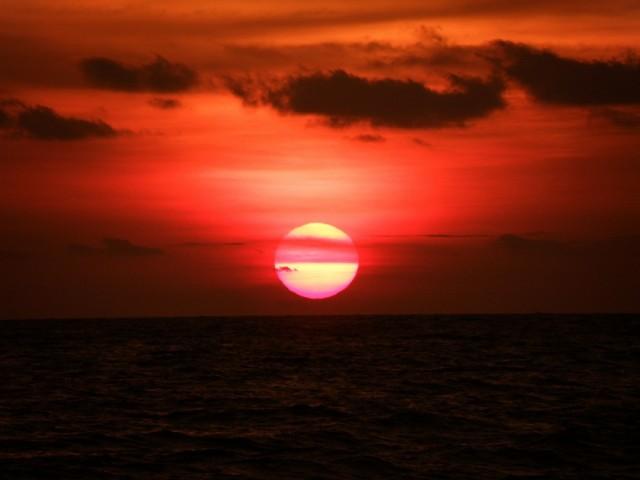 Умирающее солнце