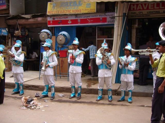 оркестр на Мейн-базаре