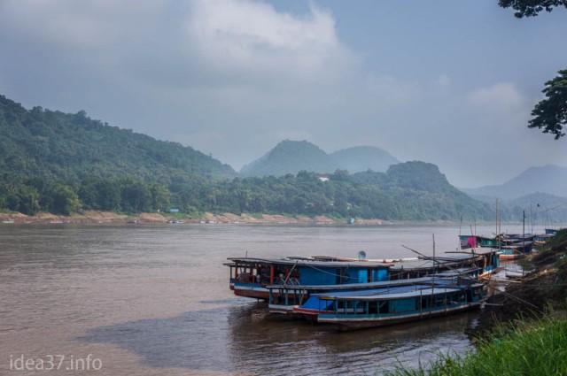 берег Меконга