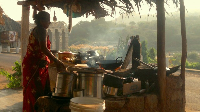 Кухня у Мамочки