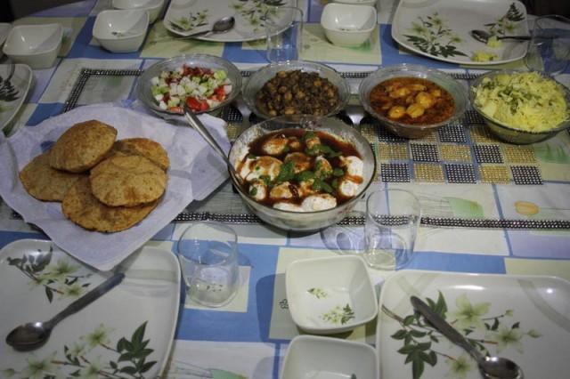 Королевский ужин