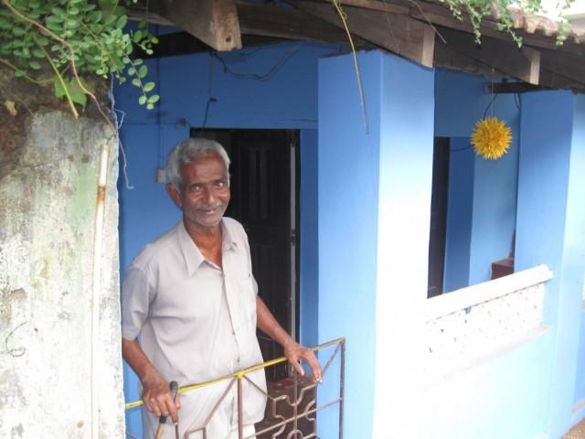 Добрый старик в Гоа