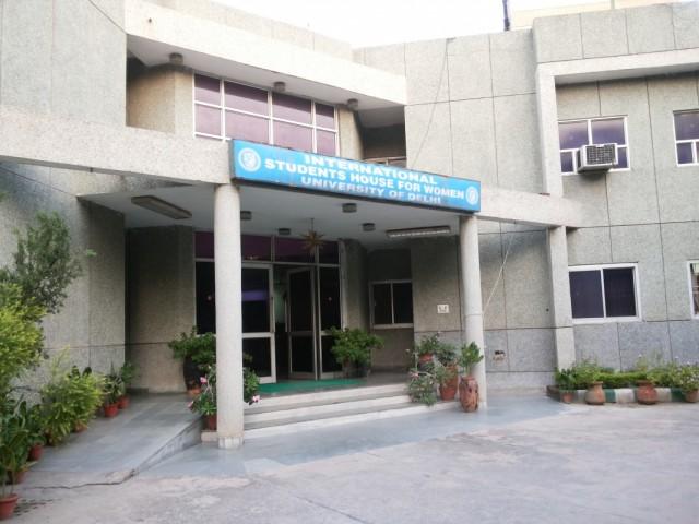 International hostel for women