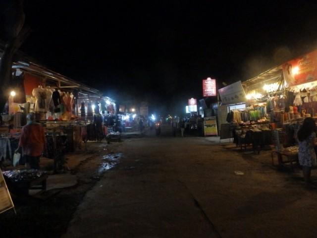 Сиануквиль ночью