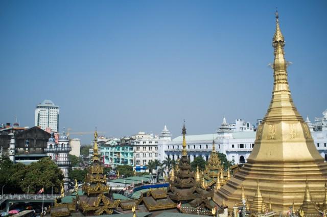 Янгон 1