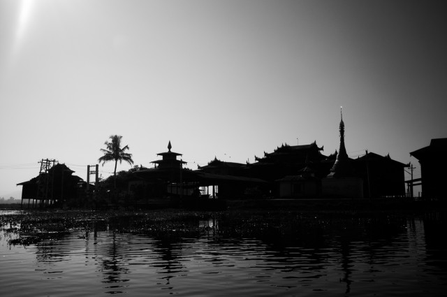 Озеро Инле 3