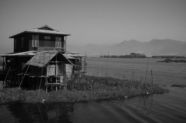 Озеро Инле 9