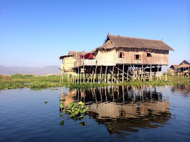 Озеро Инле 2