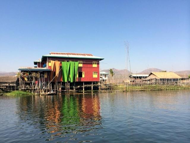 Озеро Инле 7
