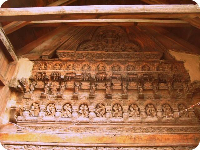Резной храм Лакшми