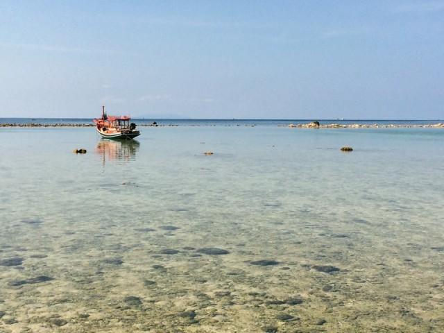Пляж Хаат Салад