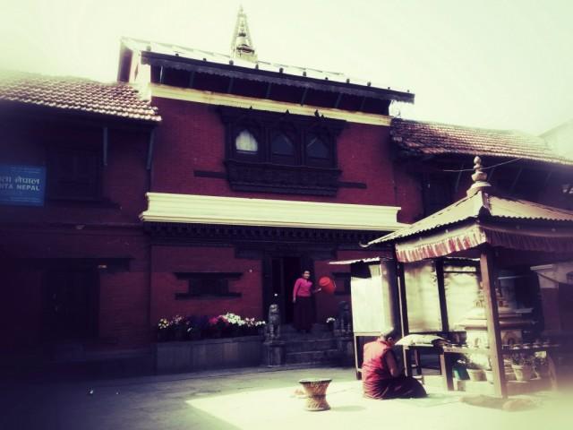 Дом Марпы