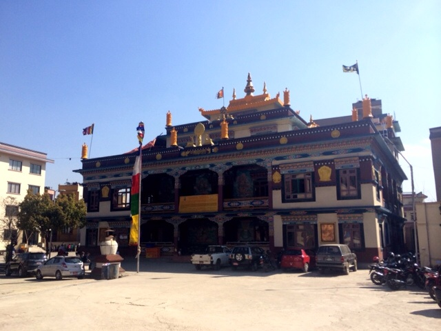 Монастырь Мананг