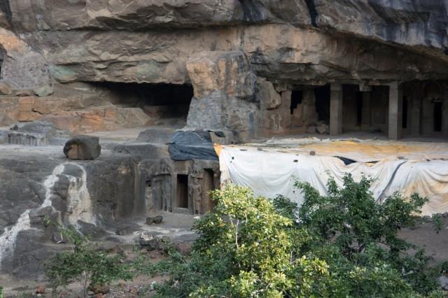 Вид на пещеру №4