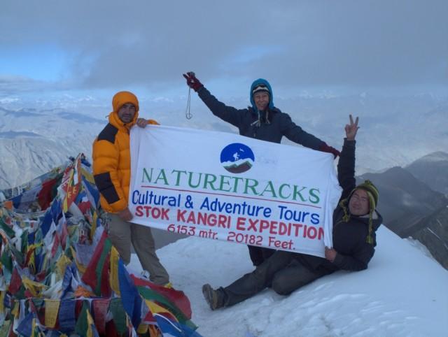 Stok Kang Ri peak