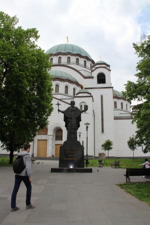 Храм Св.Савы