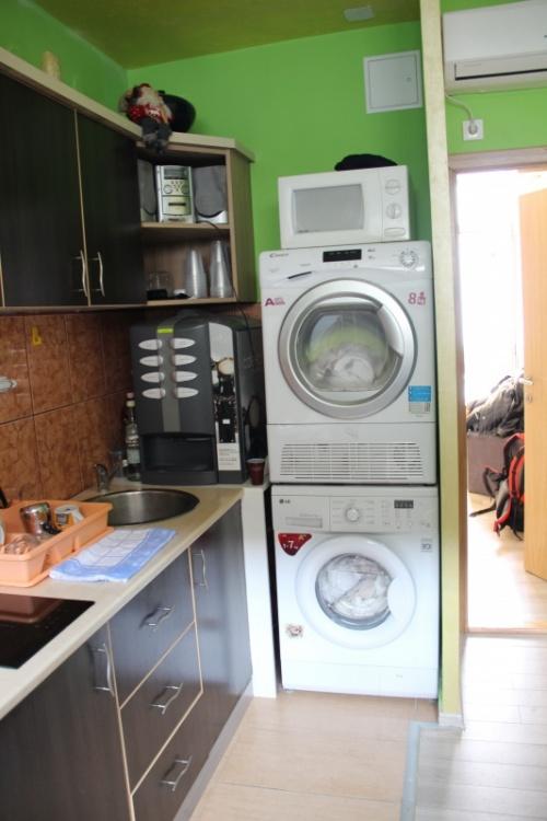 Кофе-автомат и стиралки