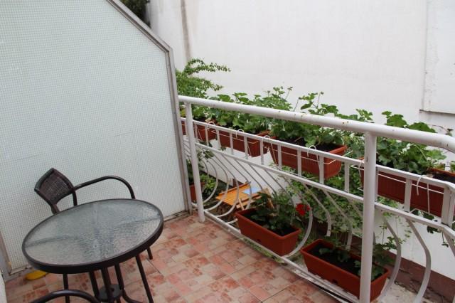 Балкончик с цветами