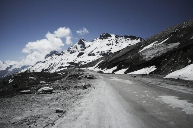 Дорога Манали-Лех