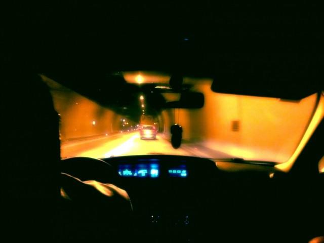 Четырехкилометровый тоннель