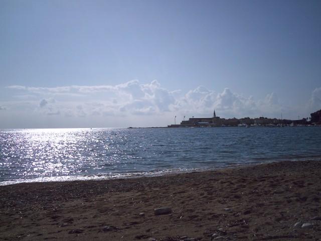 Будванские пляжи в ноябре