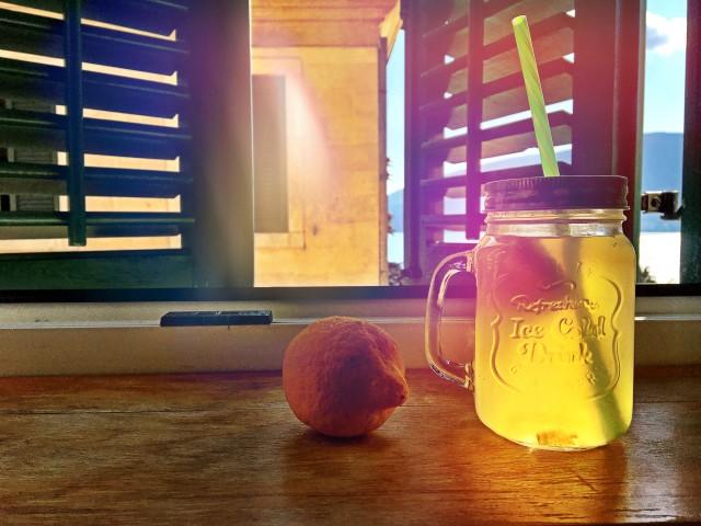 Honey lemon ginger