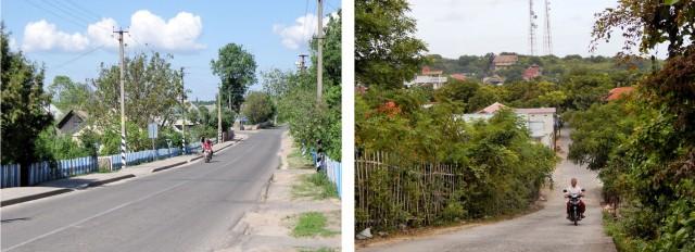 Белорусская деревня Слободка на Браславских озерах и индонезийская Бира на Сулавеси. Так сказать, наши курорты