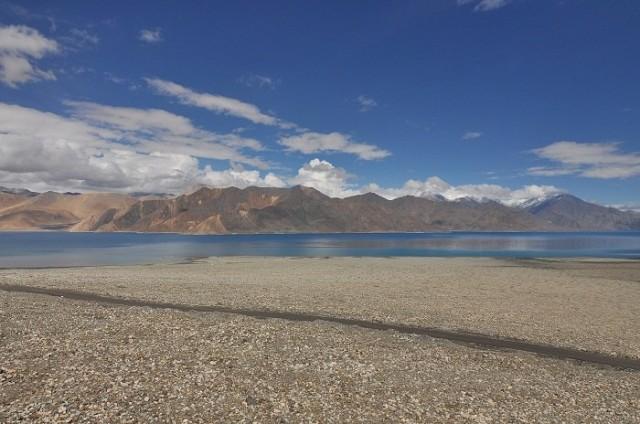 озеро Понгонг