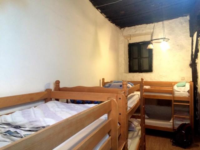 Hostel Ljubicica комната