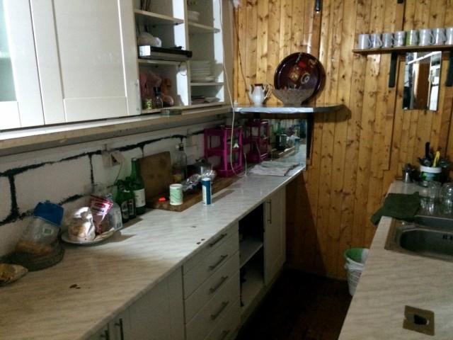 Hostel Ljubicica кухня