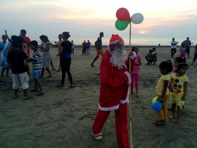 Рождество в Гоа 9