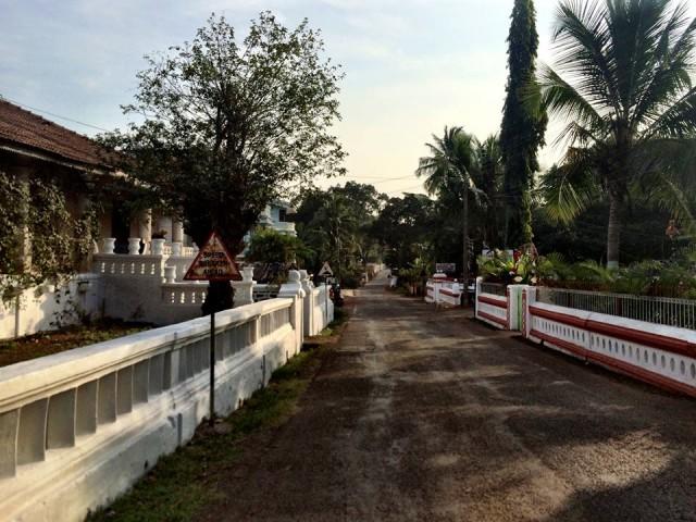 Асагао, Гоа 9