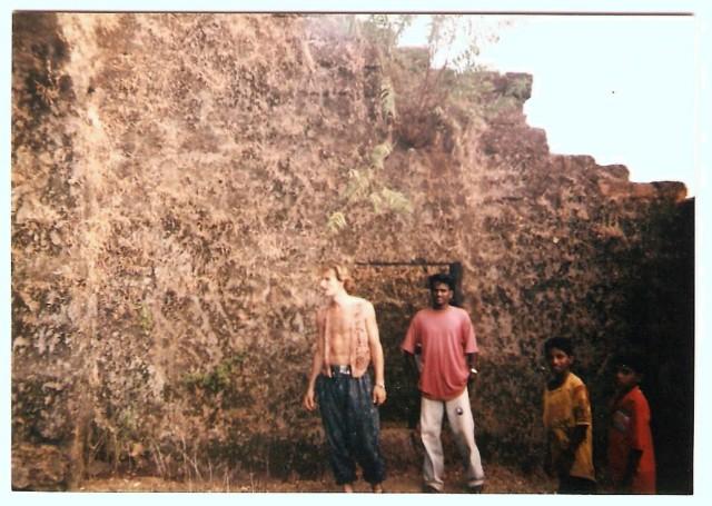 стена-Corjuim-ford