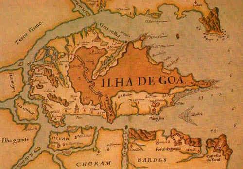 Остров Гоа