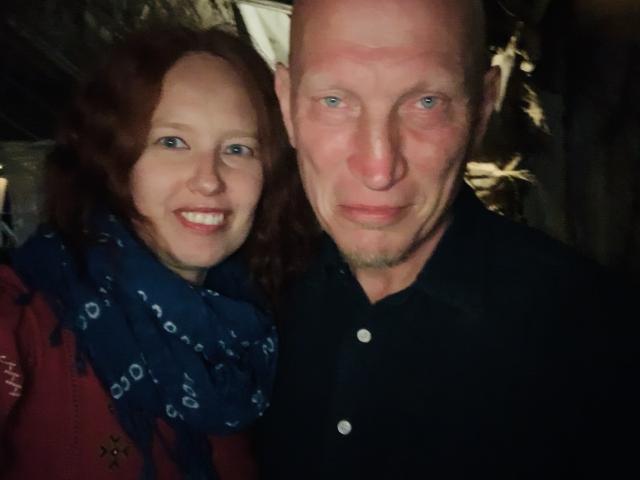 С Женей Федоровым из Tequilajazzz