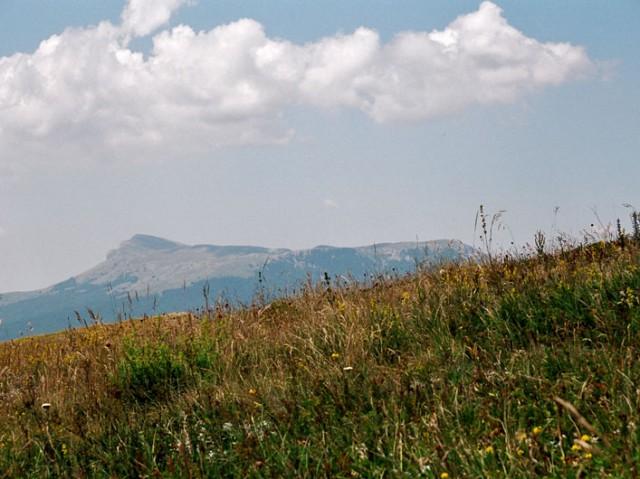 Демерджи: Горы и Травы