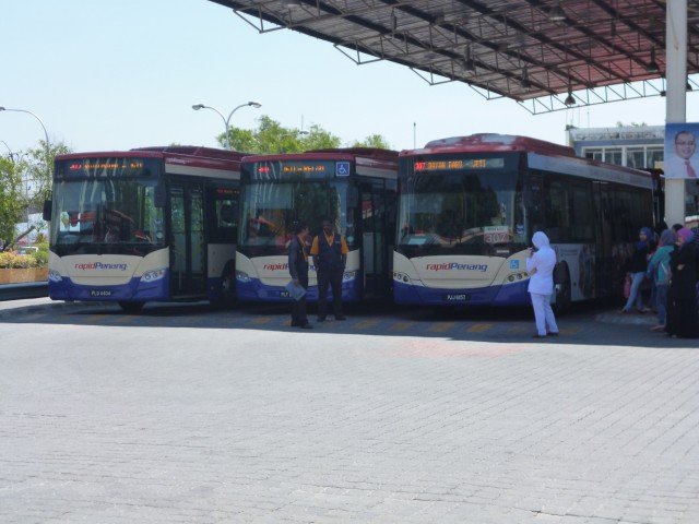 Милые автобусики Пененга