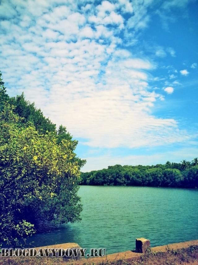 Rekawa Lagoon
