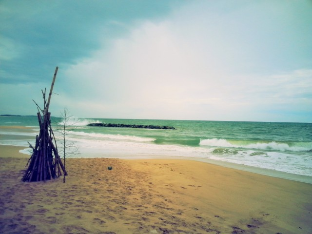 Пляж Тангалле (Tangalle beach)