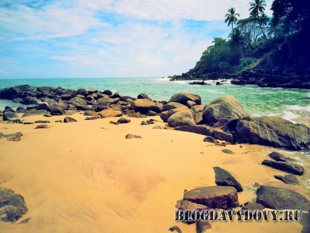 Пляж Тангалла Бей ( Tangalla Bay Beach)