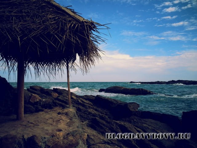Пляж Rocky Point, Тангалле(Rocky Point Beach, Tangalle)